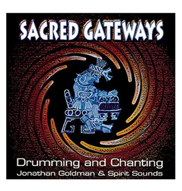 Jonathan Goldman Sacred Gateways CD by Jonathan Goldman & Spirit Sounds