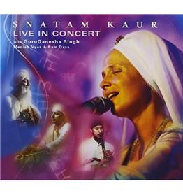 Snatam Kaur Snatam Kaur Live In Concert CD