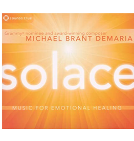 Michael Brant Demaria Solace CD by Michael Brant Demaria