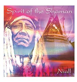 Niall Spirit of the Shaman CD by Niall
