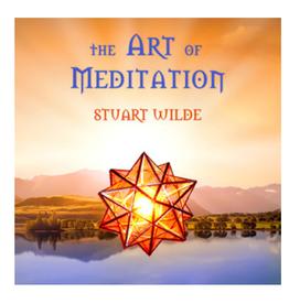 Stuart Wilde The Art of Meditation CD by Stuart Wilde