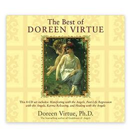 Doreen Virtue Best of Doreen Virtue CD by Doreen Virtue