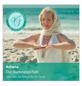 Ashana The Illuminated Path CD by Ashana
