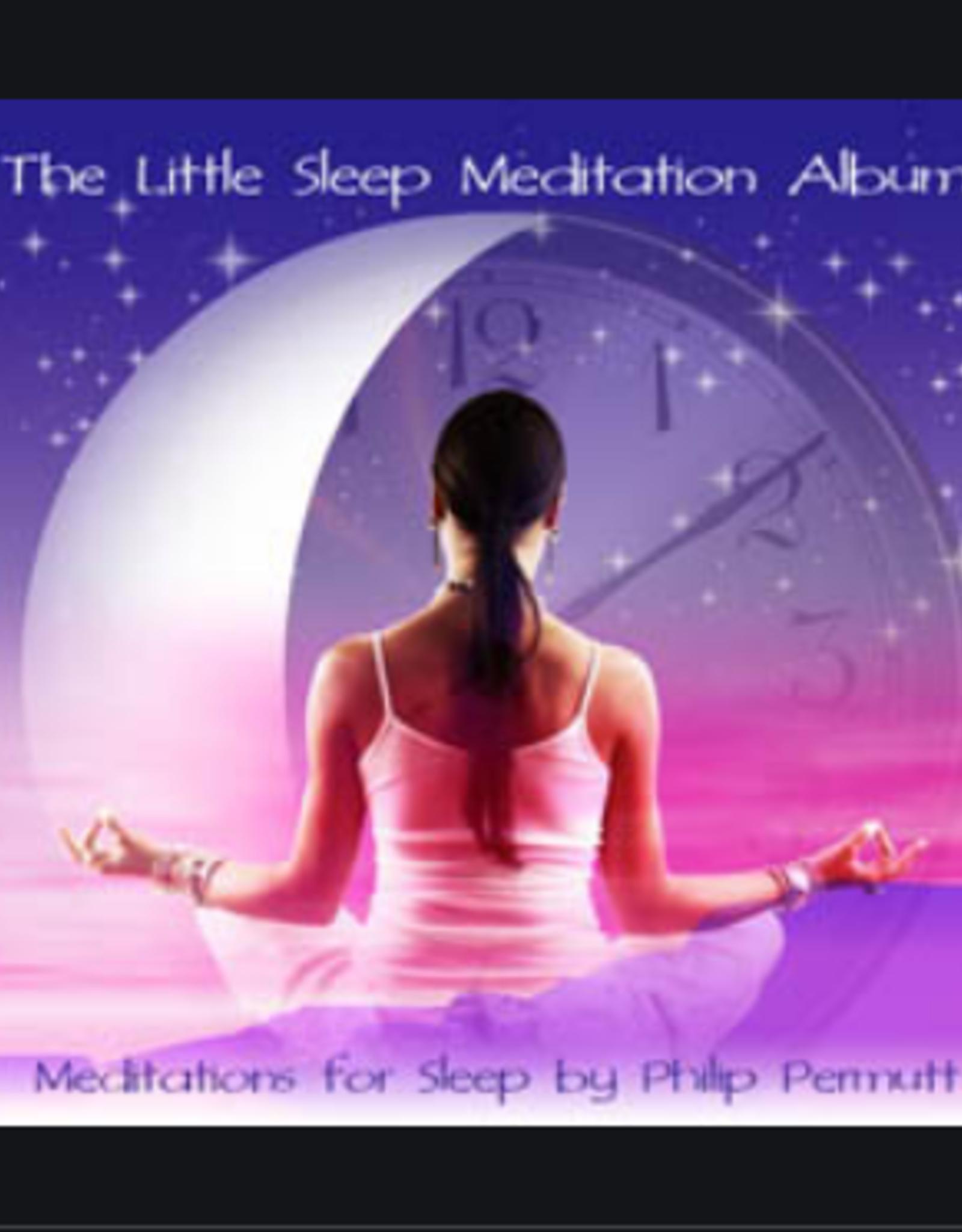 Paradise Music Little Sleep Meditation CD by Paradise Music