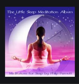 Paradise Music The Little Sleep Meditation CD by Paradise Music