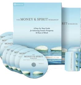 Brent Kessel The Money & Spirit Workshop Kit by Brent Kessel & Spencer Sherman