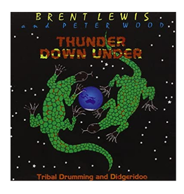 Brent Lewis Thunder Down Under CD by Brent Lewis