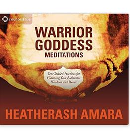 Heatherash Amara Warrior Goddess CD's by Heatherash Amara