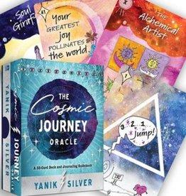 Yanik Silver Cosmic Journey Oracle by Yanik Silver