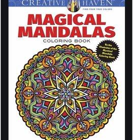 Creative Haven Magical Mandalas Colouring Book