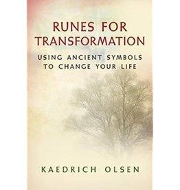 Kaedrich Olsen Runes For Transformation by Kaedrich Olsen