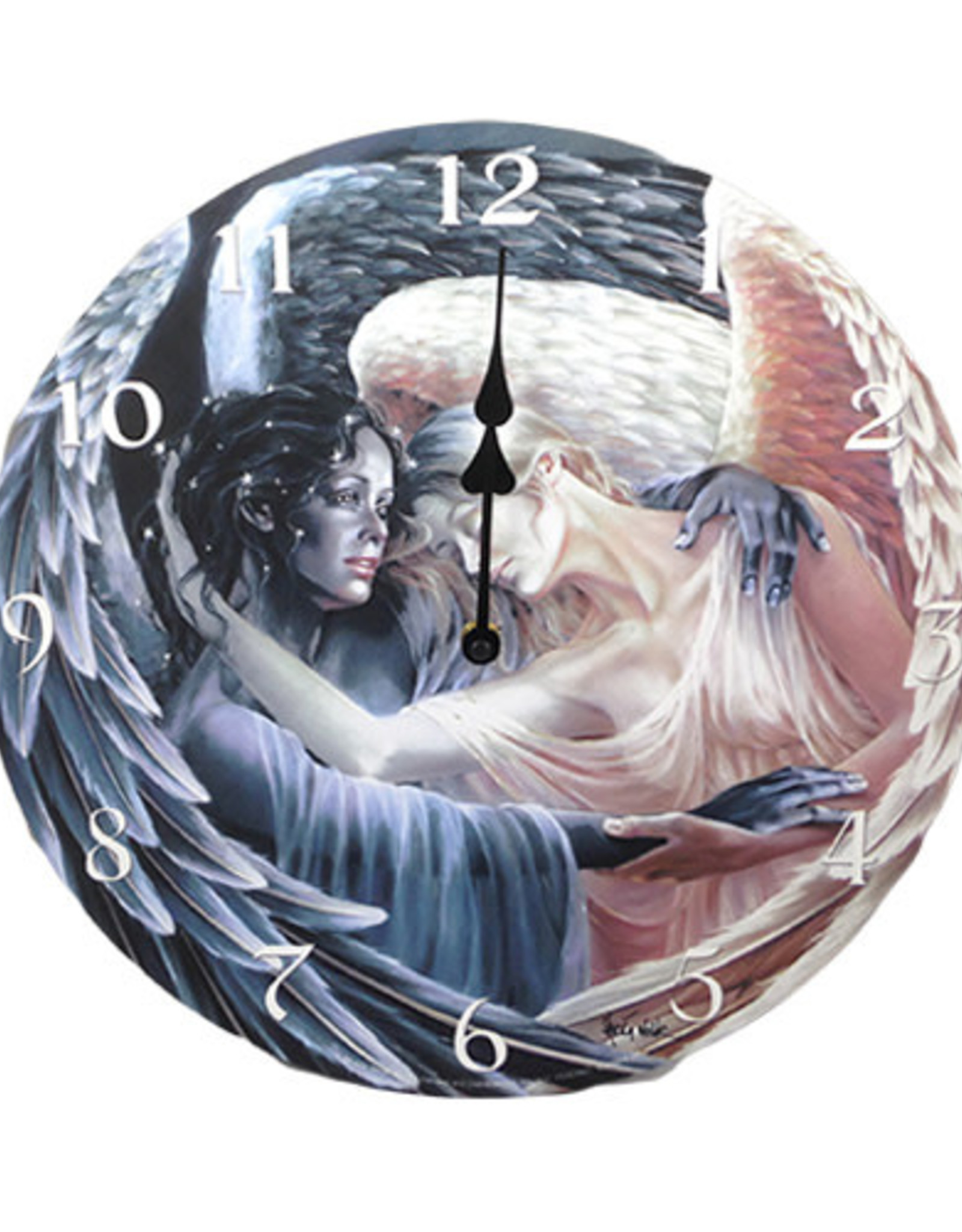 Pacific Trading Surrending Unto Night Clock