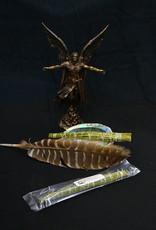 "8"" Smudge Stick - Sweetgrass & Juniper"