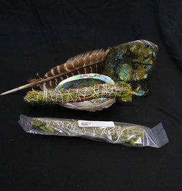 "8"" Smudge Stick - Cedar & Lavender"