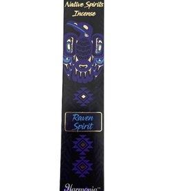 Native Spirits Raven Spirit Incense Sticks