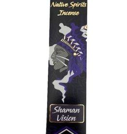 Native Spirits Shaman Vision Incense Sticks