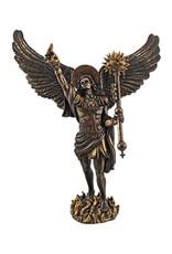 """Archangel Uriel Statue 12"""""""