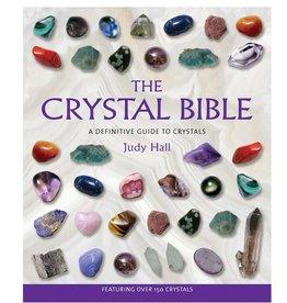 Judy Hall Crystal Bible by Judy Hall