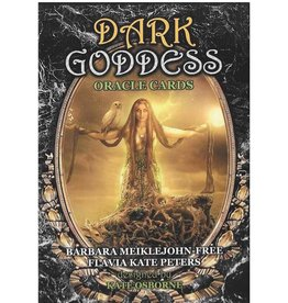 Barbara Meiklejohn-Free Dark Goddess Oracle by Barbara Meiklejohn-Free