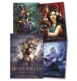 Alana Fairchild Divine Circus Oracle by Alana Fairchild