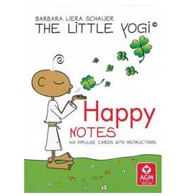 Little Yogi Happy Notes Cards