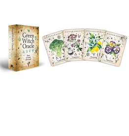 Cheralyn Darcey Green Witch Oracle by Cheralyn Darcey