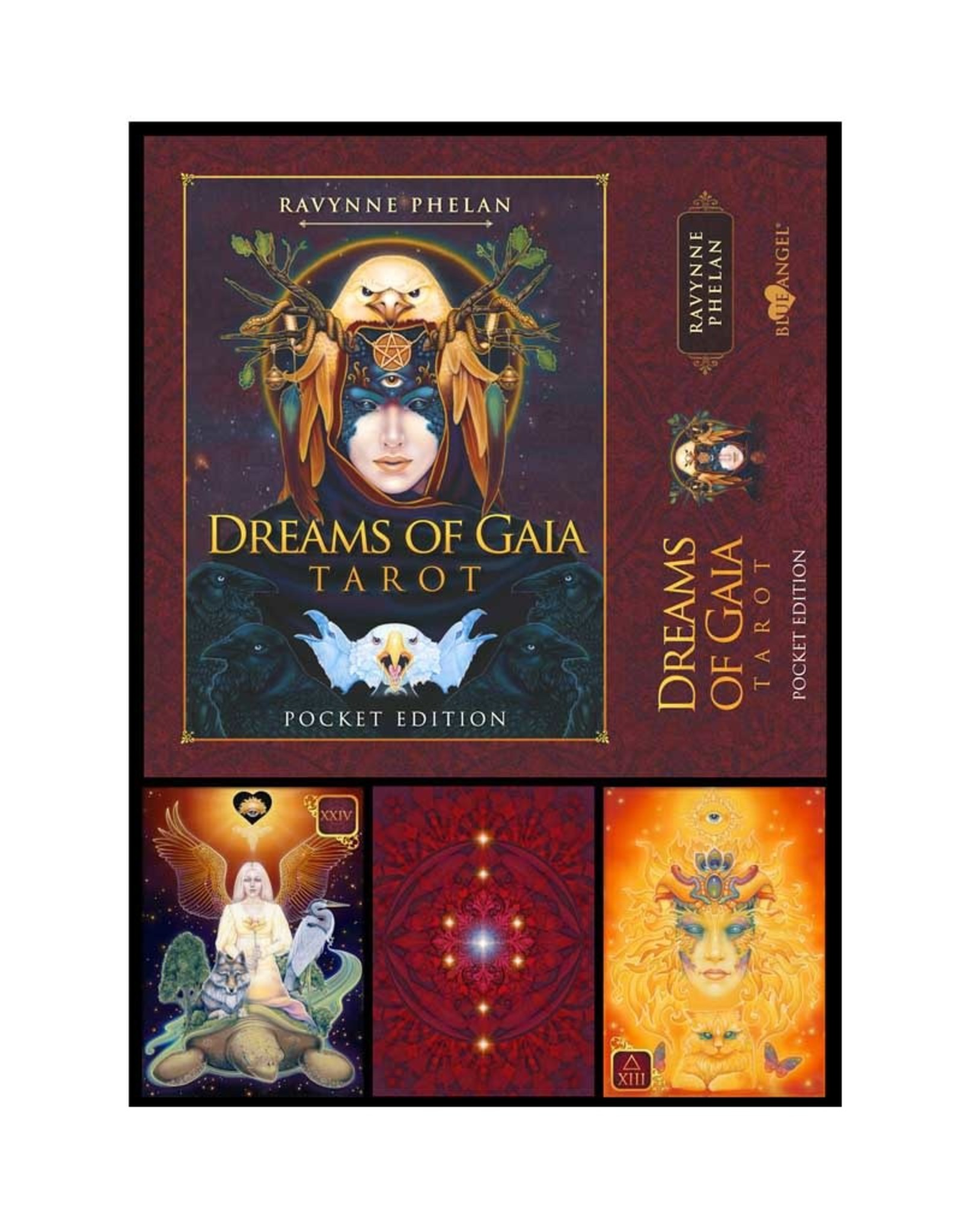 Dreams of Gaia Pocket Edition by Ravynne Phelan