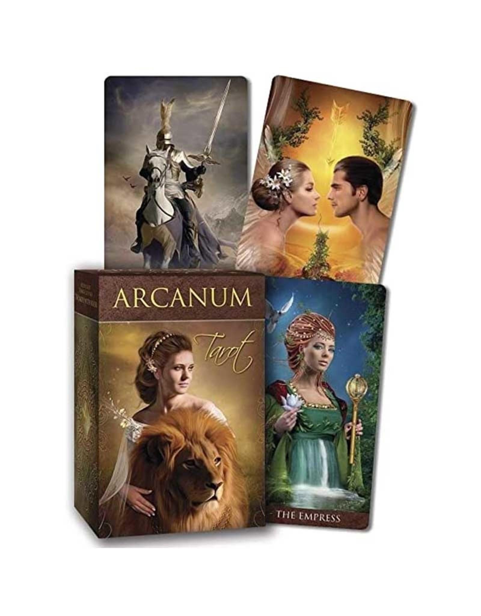 Arcanum Tarot by Renata Lechner