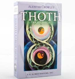 Aleister Crowley Thoth Small Tarot by Aleister Crowley