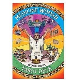 Carol Bridges Medicine Woman Tarot by Carol Bridges