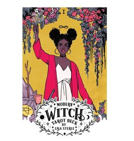 Lisa Sterle Modern Witch Tarot by Lisa Sterle