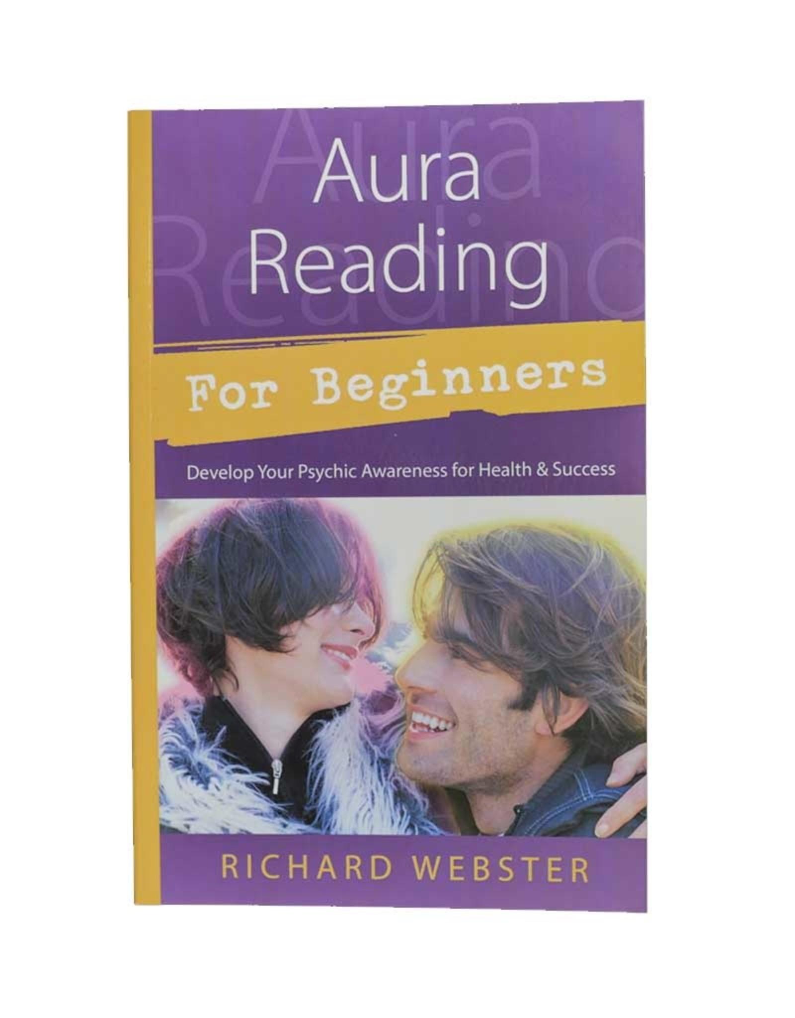 Richard Webster Aura Reading for Beginners by Richard Webster