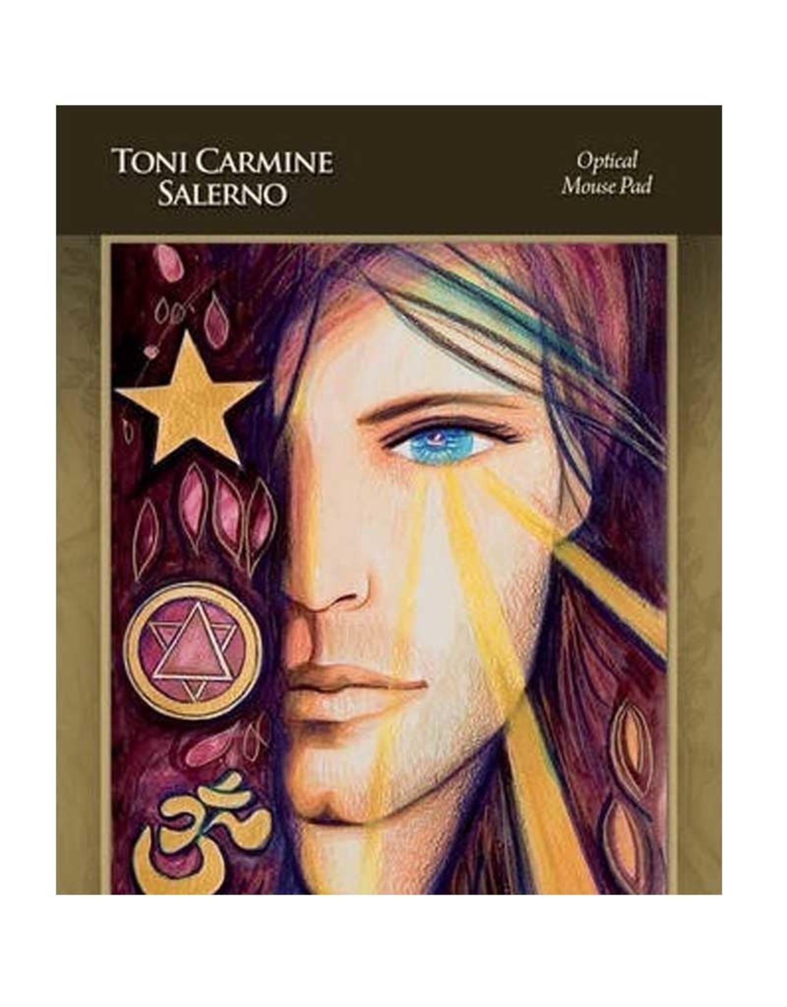 Archangel Gabriel Mousepad by Toni Carmine Salerno