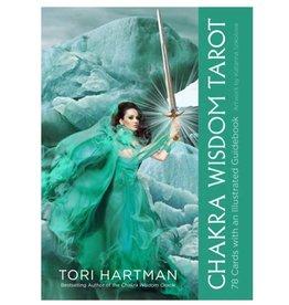 Tori Hartman Chakra Wisdom Tarot by Tori Hartman