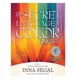 Inna Segal Secret Language of Color Oracle by Inna Segal