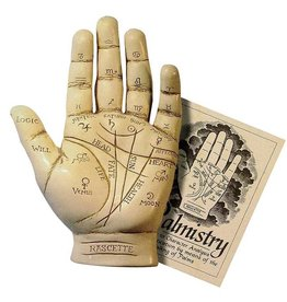 Fantasy Gifts Palmistry Hand Statue