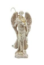Archangel Raphael Statue 5in Off-White