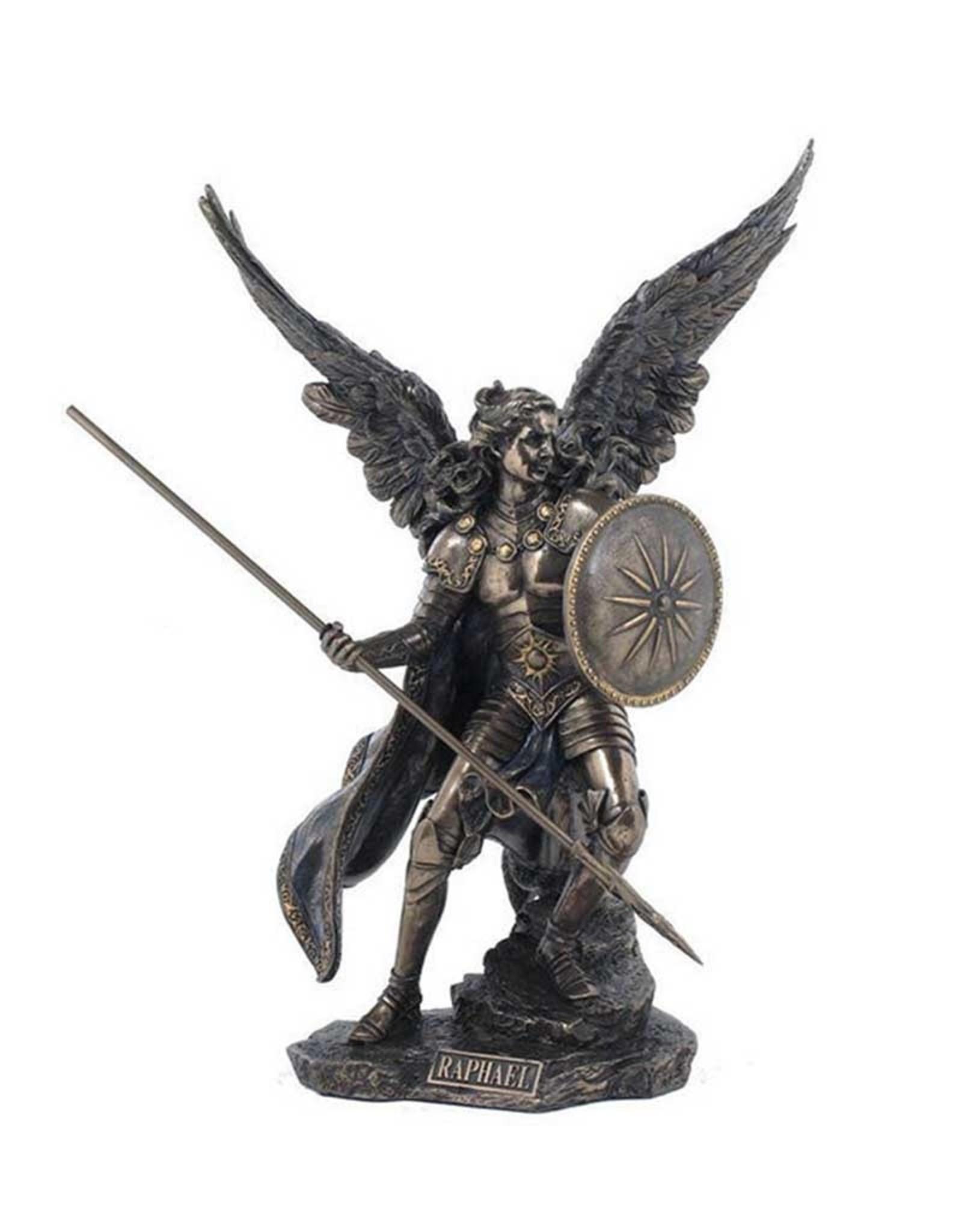 Archangel Raphael Statue