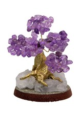 Amethyst Bonsai Gem Tree