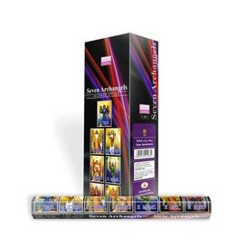 Darshan Seven Archangels Incense Sticks