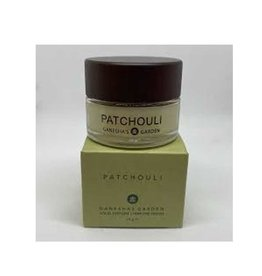 Ganesha's Garden Solid Perfume - Patchouli