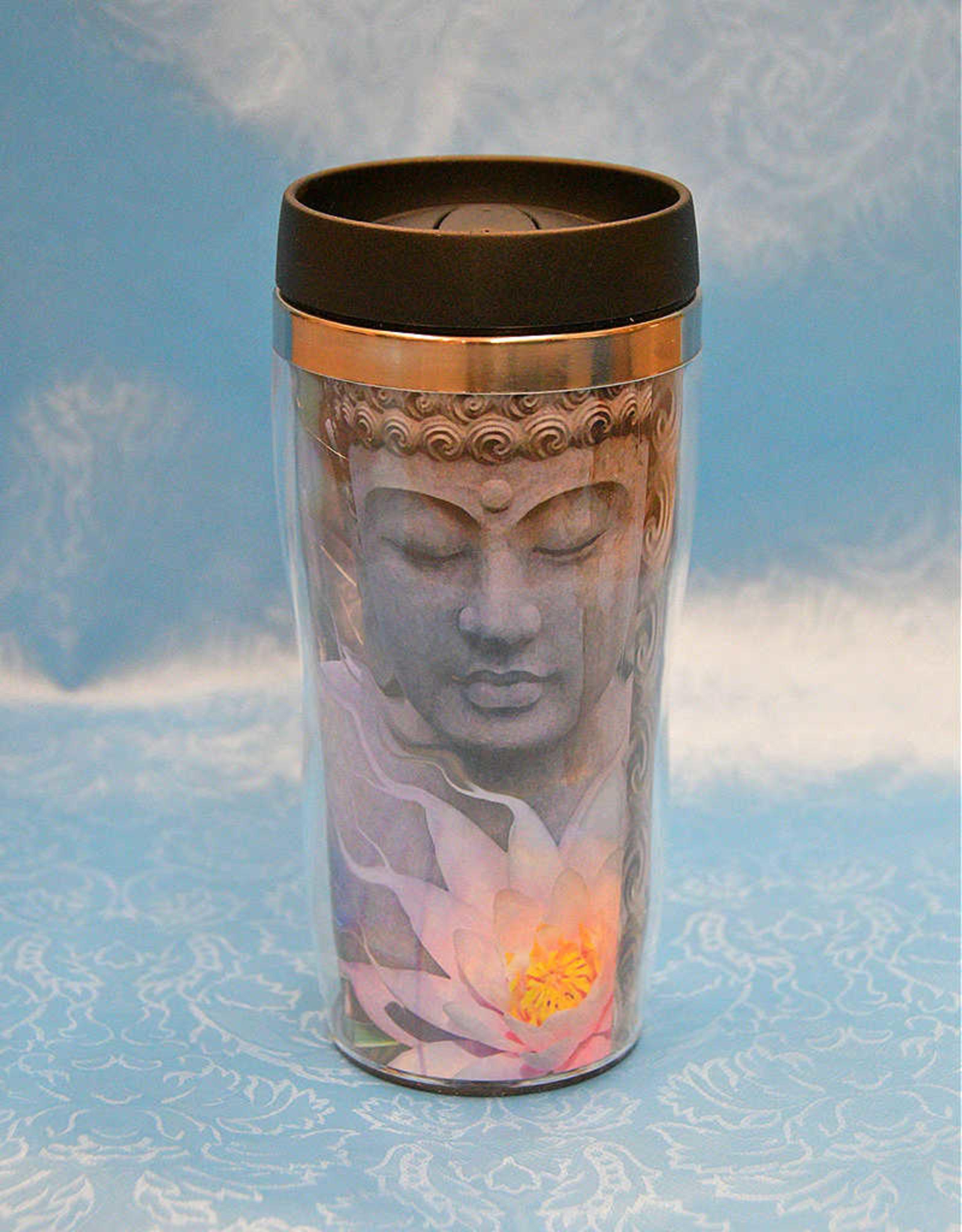 Buddha Radiance Travel Tumbler