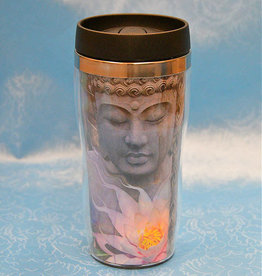 Buddha Radiance Travel Tumbler
