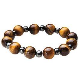 MagneHealth Golden Tiger's Eye Magnetic Bracelet