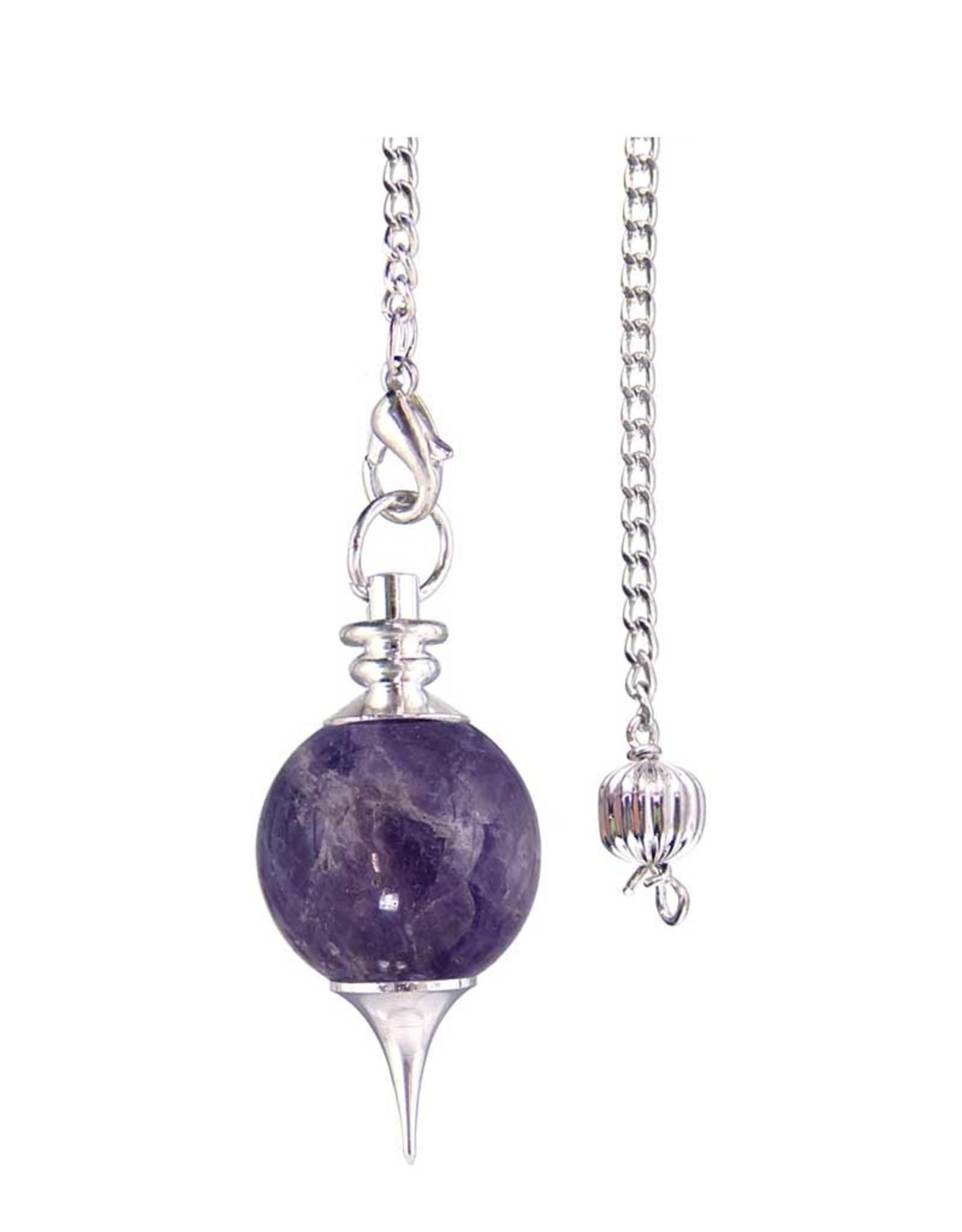 Amethyst Sephoroton - Pendulum