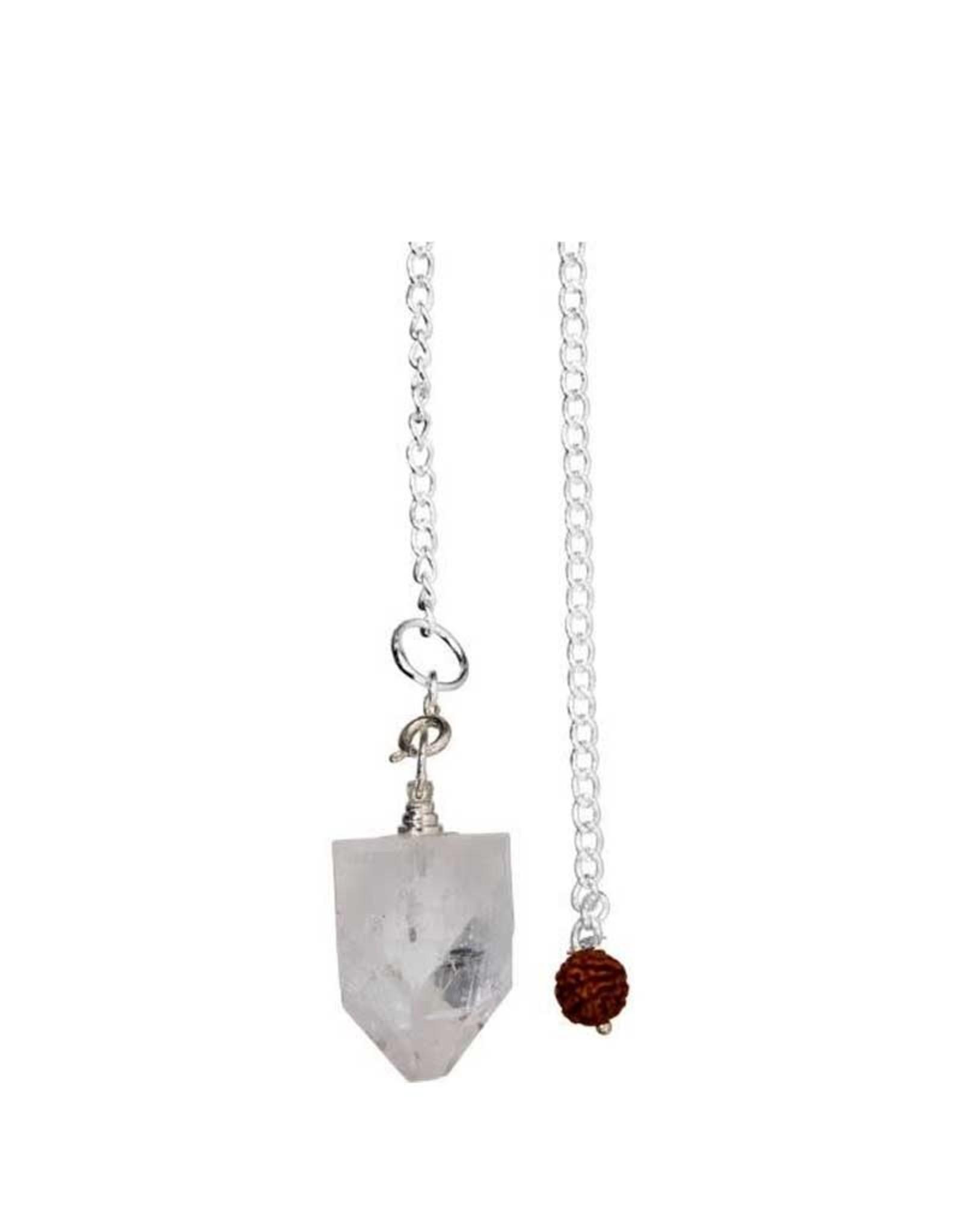 Apophyllite Pendulum