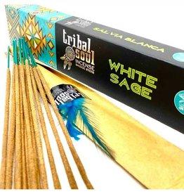 Tribal Soul White Sage Tribal Soul Incense Sticks