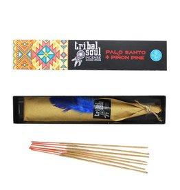 Tribal Soul Palo Santo + Pinon Pine Tribal Soul Incense Sticks