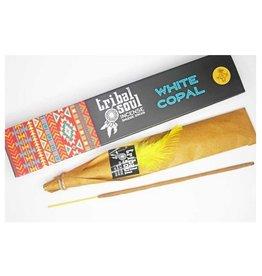Tribal Soul White Copal Tribal Soul Incense Sticks