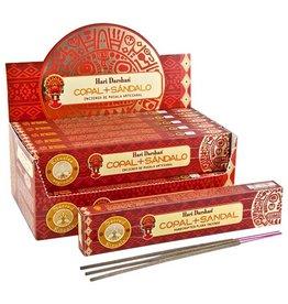Hari Darshan Copal + Sandal Hari Darshan Incense Sticks